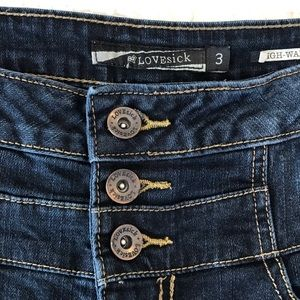 Lovesick Jeans - LOVESICK High Waisted Skinny Jeans 3